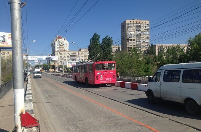 В Волгограде движение