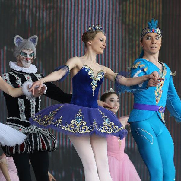 Фестиваль Мировые балетные каникулы