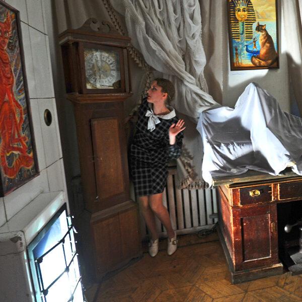 Библионочь в Булгаковском доме