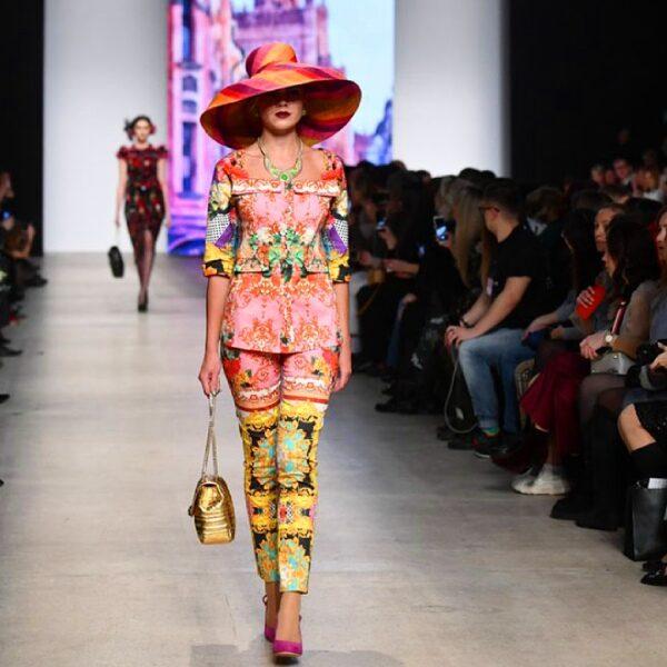 Неделя моды Mercedes-Benz Fashion Week