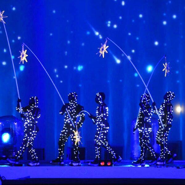 Фестиваль «Круг света» в Царицыно
