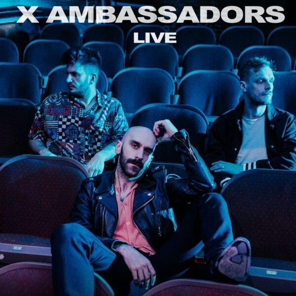 Концерт X Ambassadors