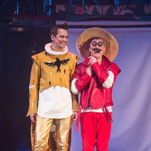 Спектакль «Соловей» в Губернском театре