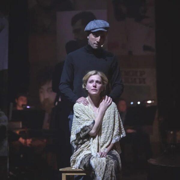 Музыкальный спектакль «Высоцкий. Рождение легенды» в Губернском театре