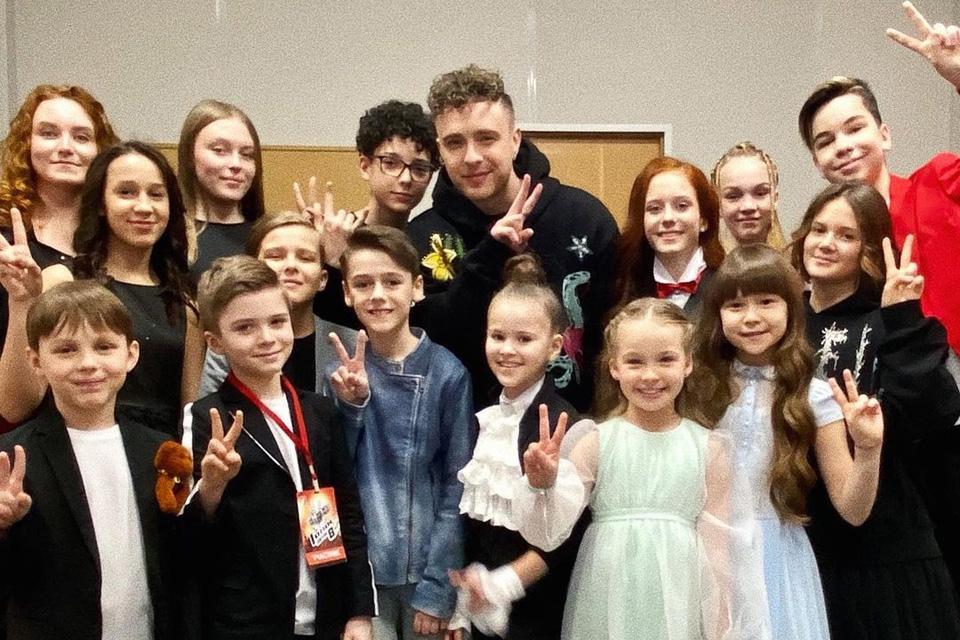 Пели «Психушку» Вали Карнавал: Егор Крид на шоу «Голос. Дети-8» назвал финалистов из своей команды