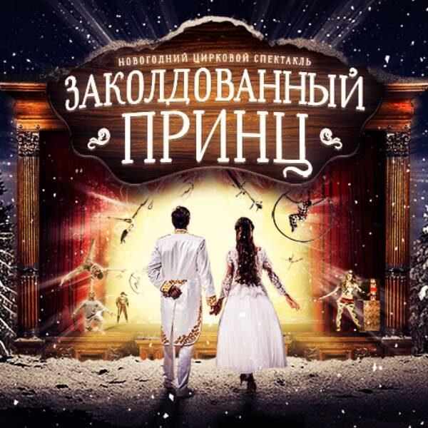 Новогоднее шоу «Заколдованный Принц»