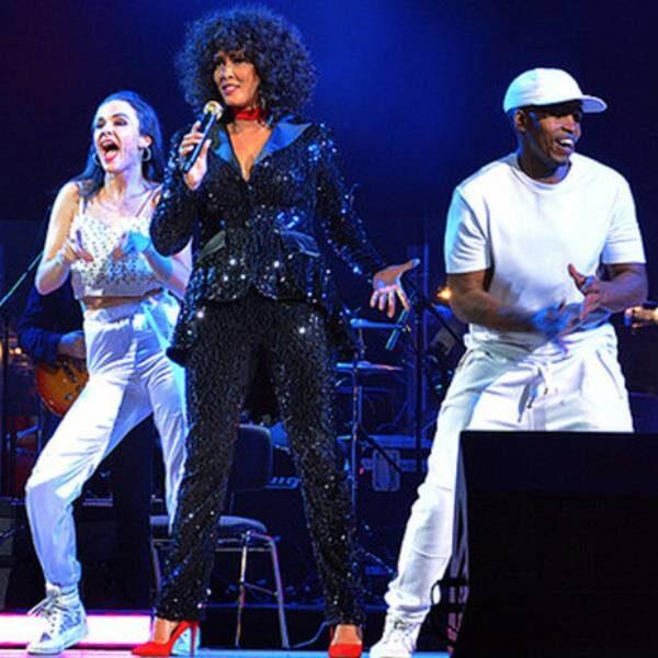 Концерт «Майкл Джексон и Уитни Хьюстон шоу»