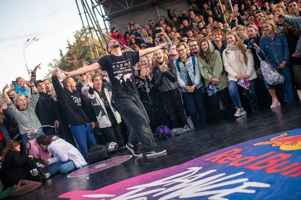 Чемпионат мира по уличным танцам Red Bull Dance