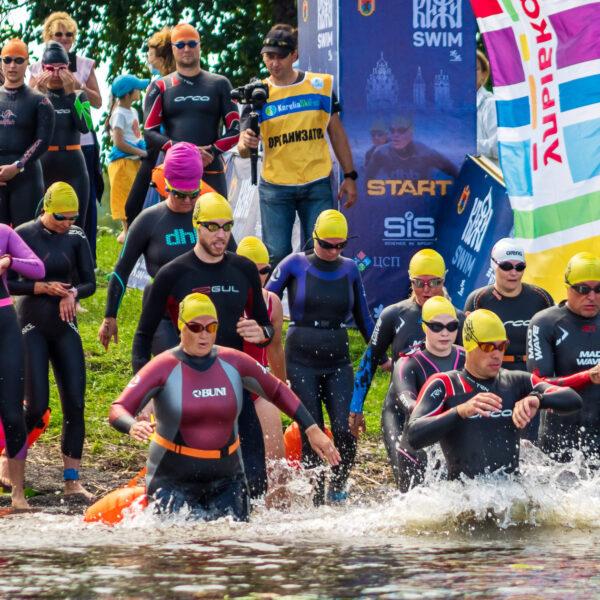 Кижи SWIM: заплыв на открытой воде в Карелии