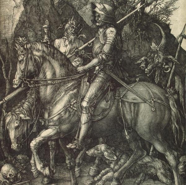 Выставка «Альбрехт Дюрер. К 550-летию со дня рождения»