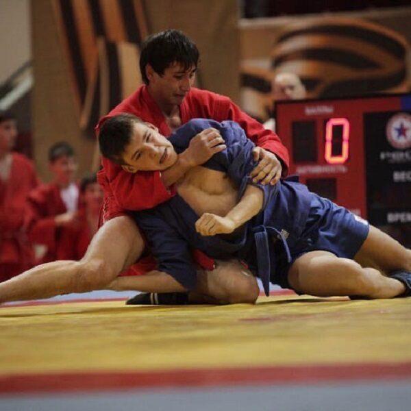 Международный юношеский турнир по самбо «Победа»