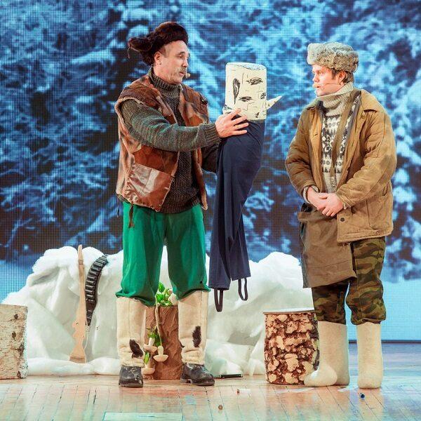 Шоу «Уральские Пельмени. Новогоднее»