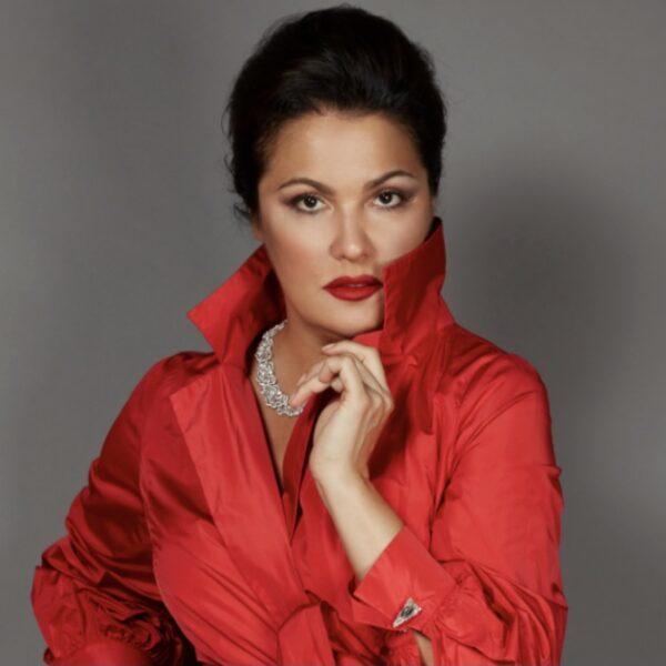 Юбилейный концерт Анны Нетребко