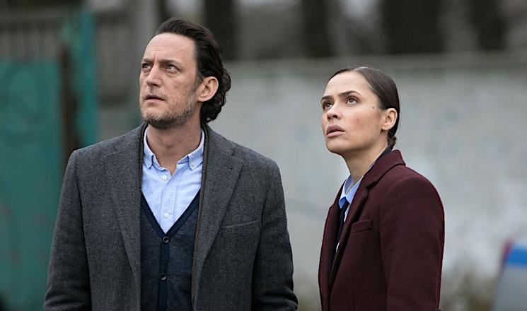 Сериал «Тот, кто читает мысли» («Менталист») выходит 10 августа на Первом канале