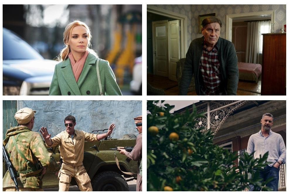 Украинские актеры в российских сериалах и российские в украинских: почему не все так гладко
