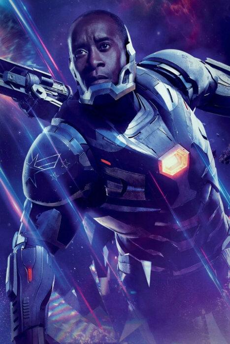 Armor wars 1 сезон