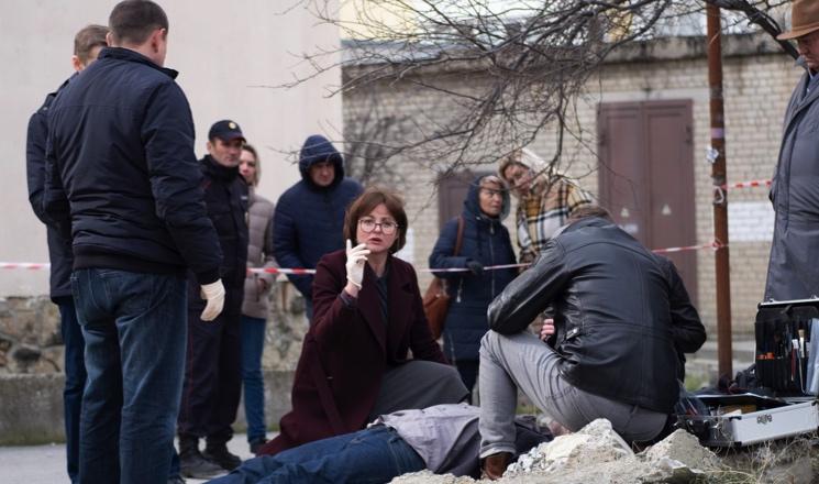 Премьера нового сезона «Ищейки» стартует 18 января на Первом