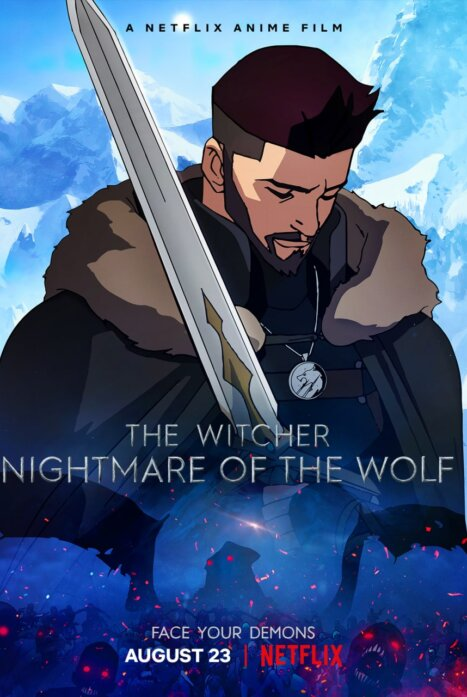 Ведьмак: Кошмар волка 1 сезон