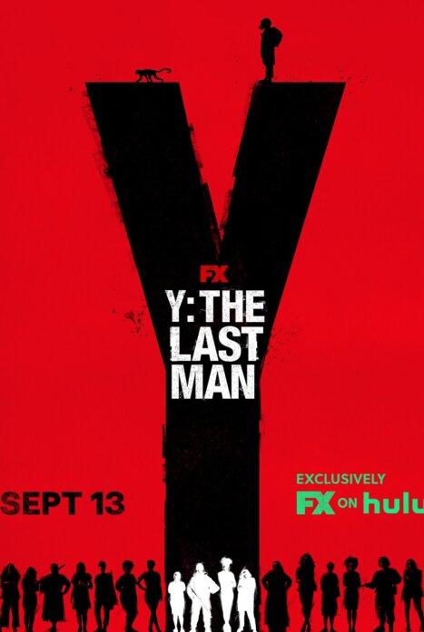 Y: Последний мужчина