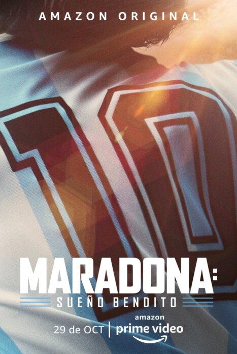 Марадона: Благословенная мечта 1 сезон