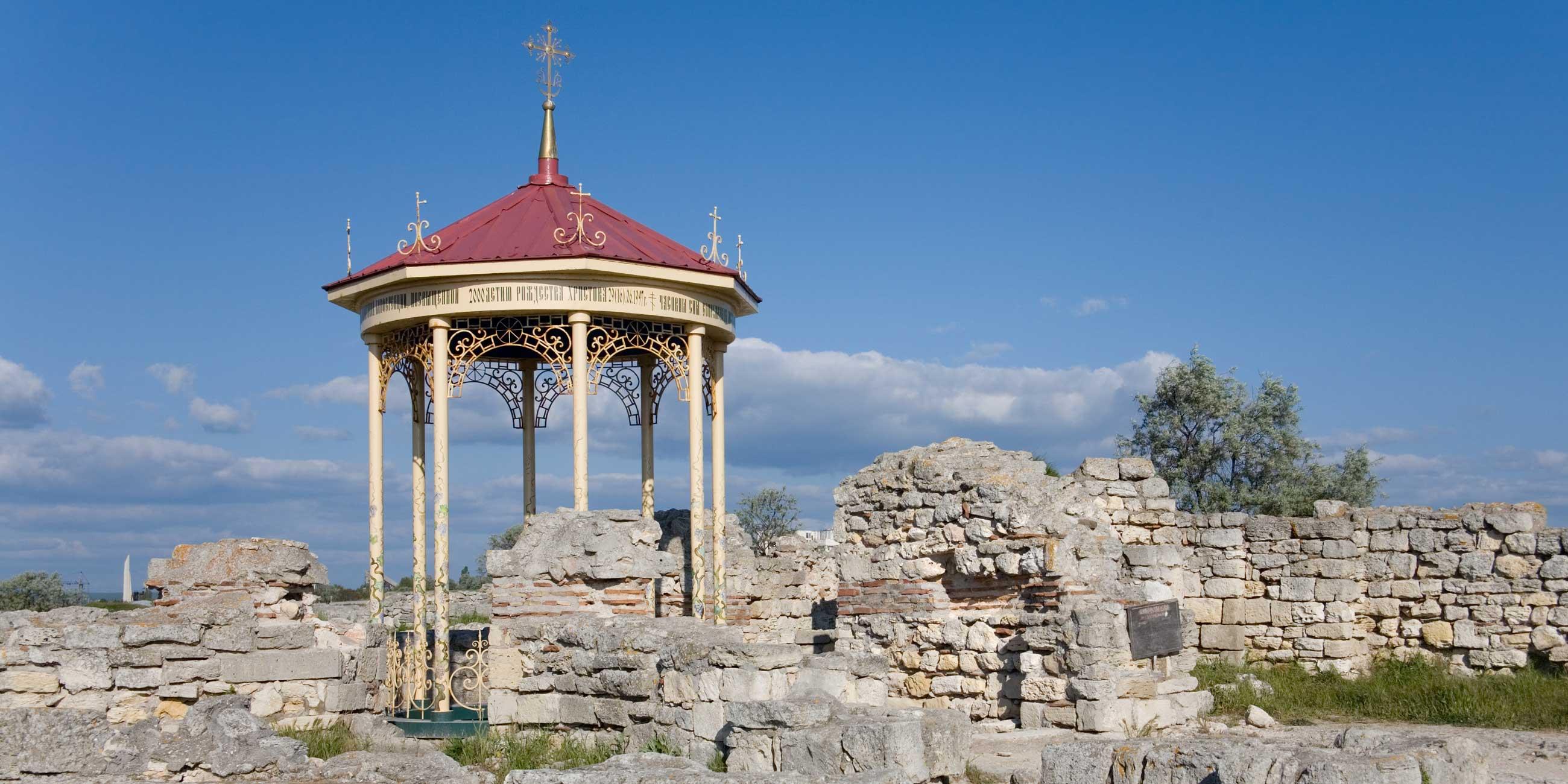 На территории Херсонеса Таврического до сих пор ведутся археологические раскопкиФото: globallookpress.com
