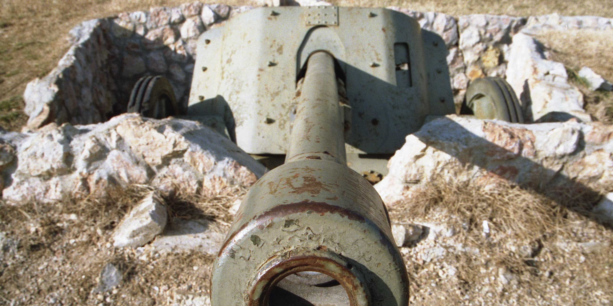 Военную технику на Сапун-гору привозили со складов в течение 20 летФото: globallookpress.com