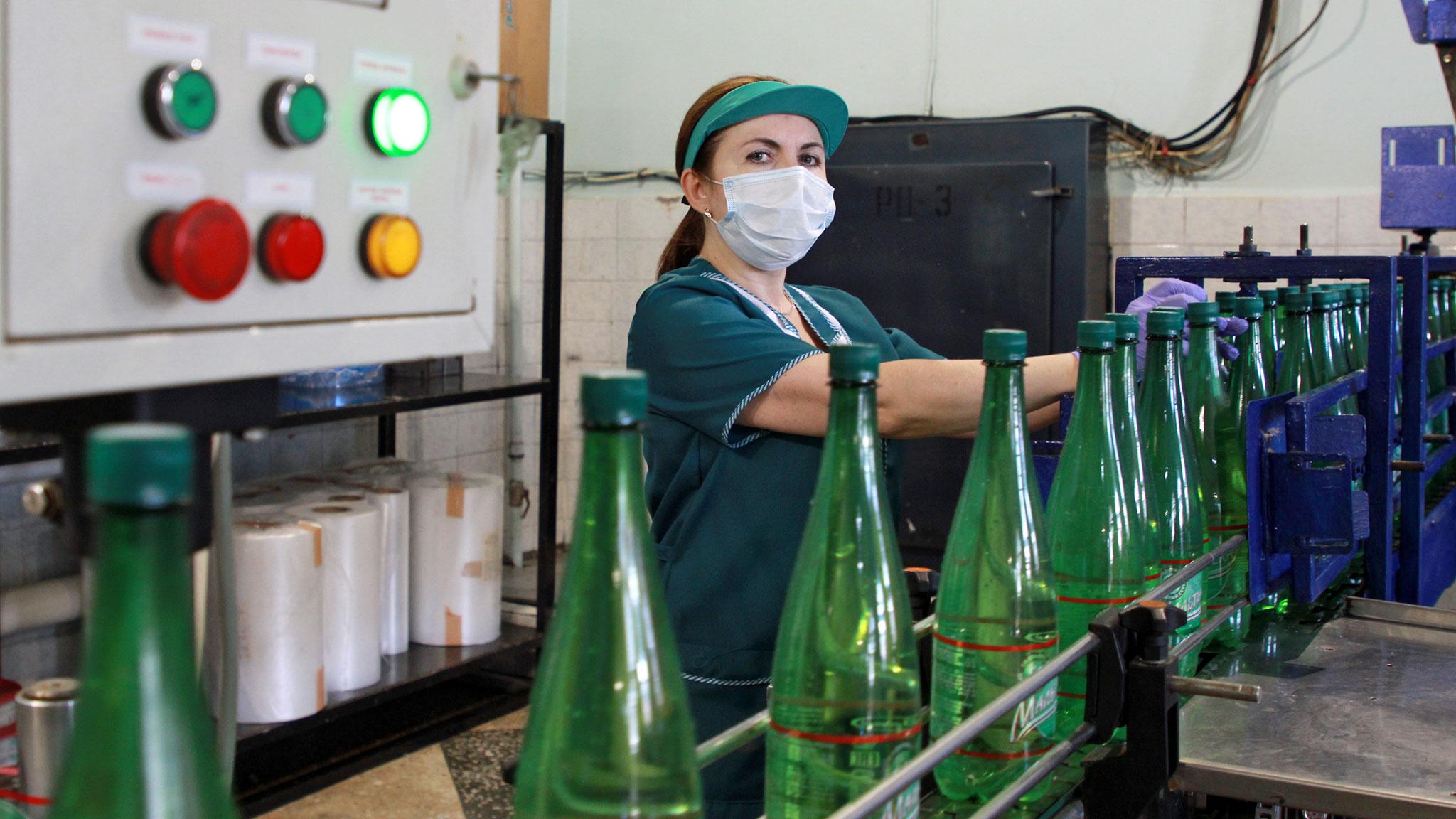 завод минеральной воды мальтинская