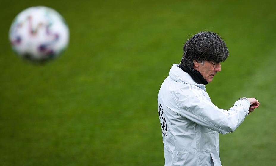 Главный тренер национальной команды Германии Йоахим Лев планирует взять паузе в карьере. Фото: Global Press Look