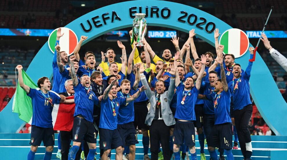 Италия - Англия финал Евро-2020