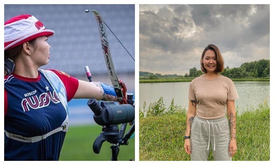 Потерявшая сознание лучница Светлана Гомбоева сумела собраться и выиграть медаль. Фото: Instagram gomboeva_svetlana