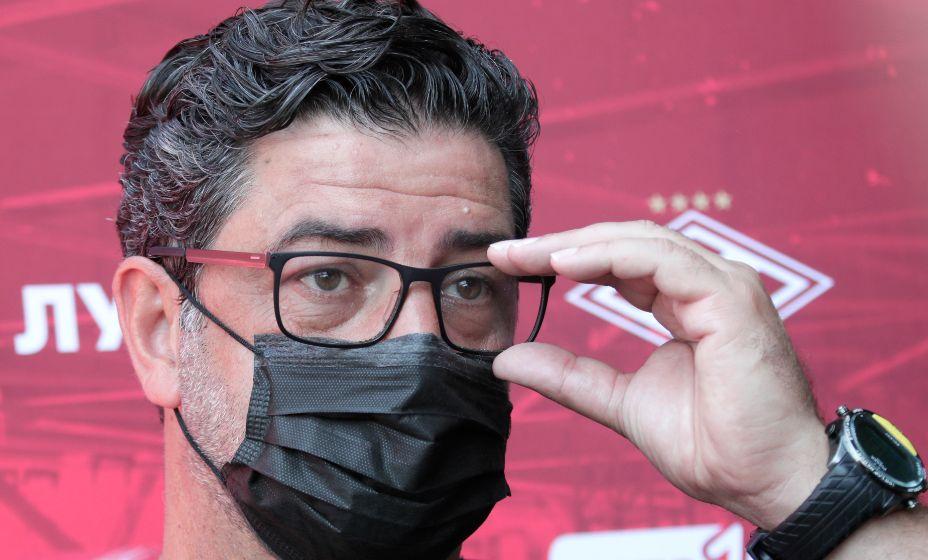 Теперь Руй Витория снова услышит призывы к отставке. Фото: ТАСС