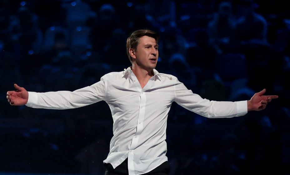 Алексей Ягудин - ведущий шоу «Ледниковый период». Фото: Global Look Press