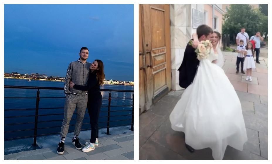 Российская фехтовальщица Марта Мартьянова вышла замуж. Фото: Instagram Мартьяновой