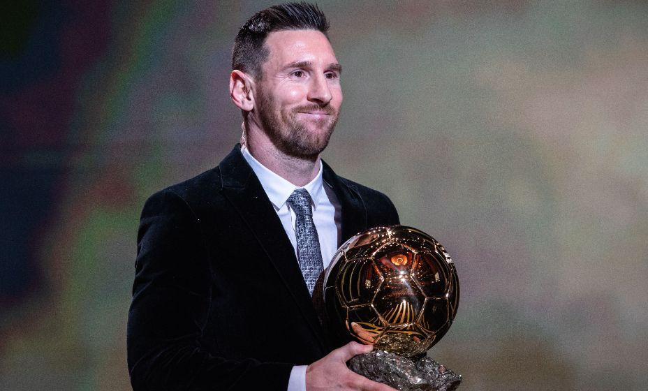 Месси чаще всех в мире становился лучшим игроком планеты. Фото: Global Look Press