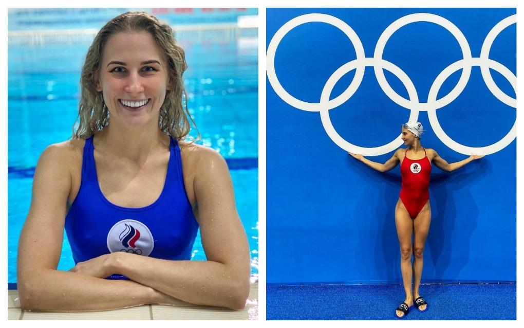 Олимпийская чемпионка по синхронному плаванию в командных соревнованиях Алла Шишкина уходит из спорта. Фото: Инстаграм Аллы Шишкиной