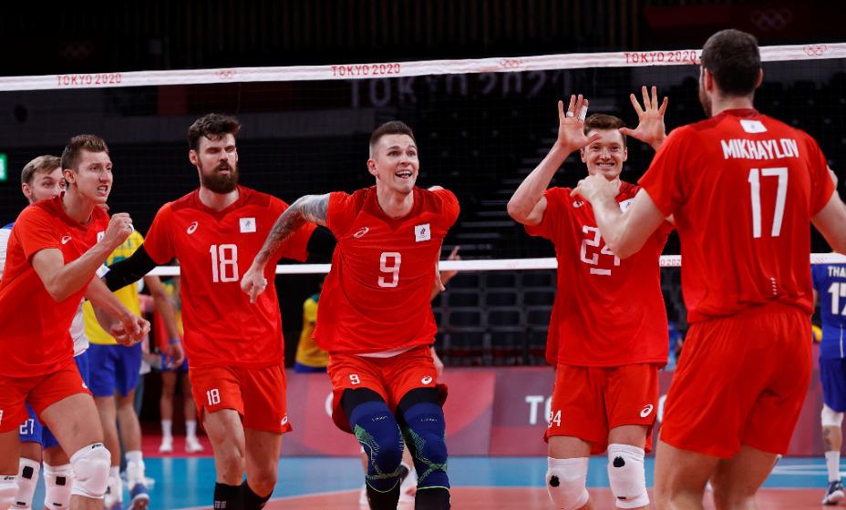 Мужская сборная России по волейболу узнала своего соперника в 1/8 финала ЧЕ. Фото: Reuters