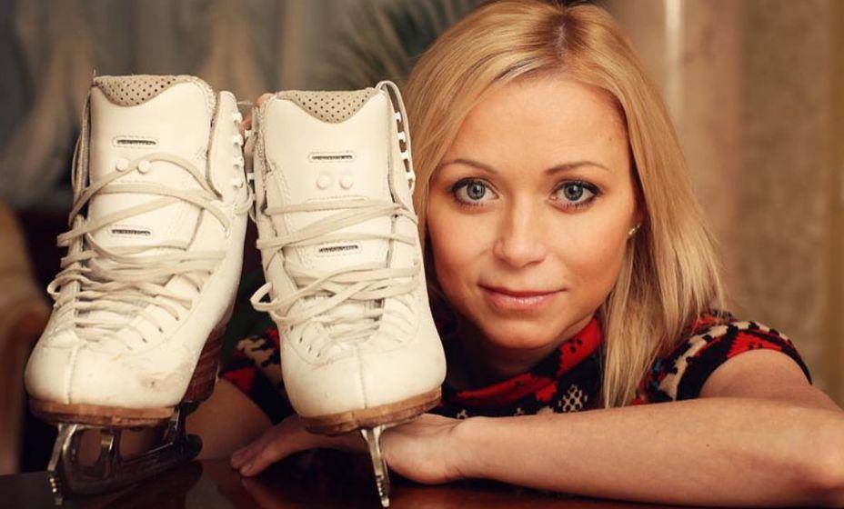 Елена Бережная по-прежнему любит фигурное катание. Фото: Инстаграм Елены Бережной