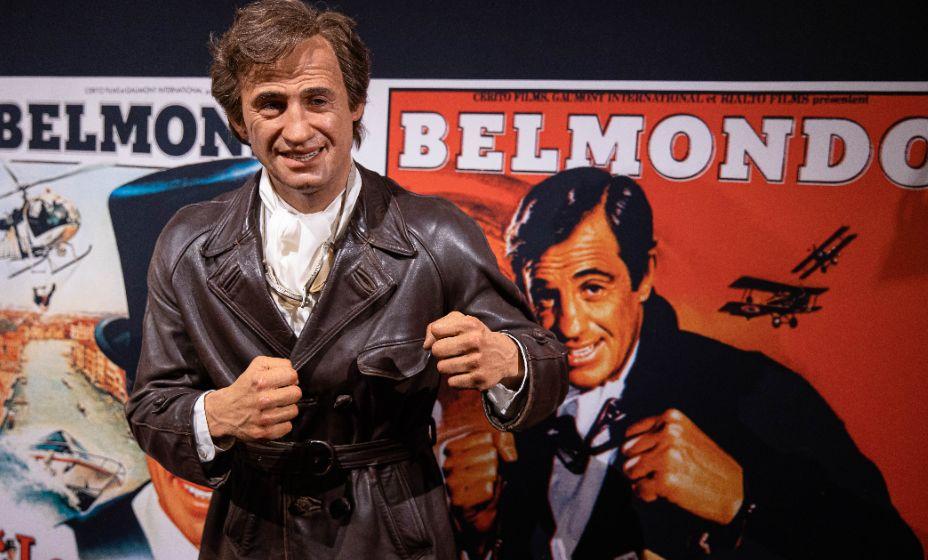 Герои Жана-Поля Бельмондо любили спорта, как и сам киноактер. Фото: Reuters