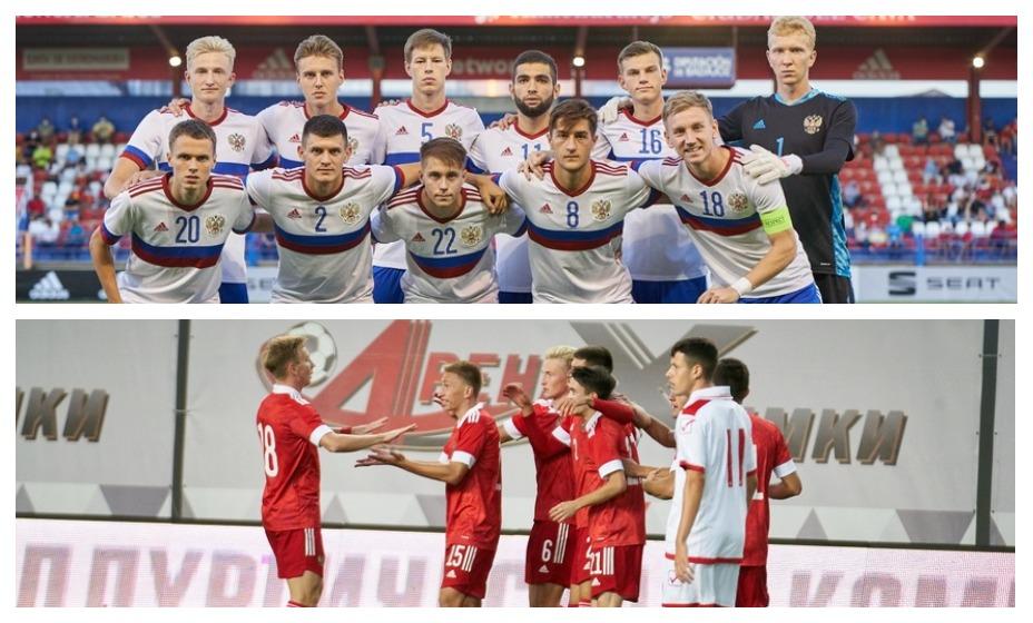 Молодежная сборная России уже показала основной команде, как надо сыграть с Мальтой. Фото: РФС